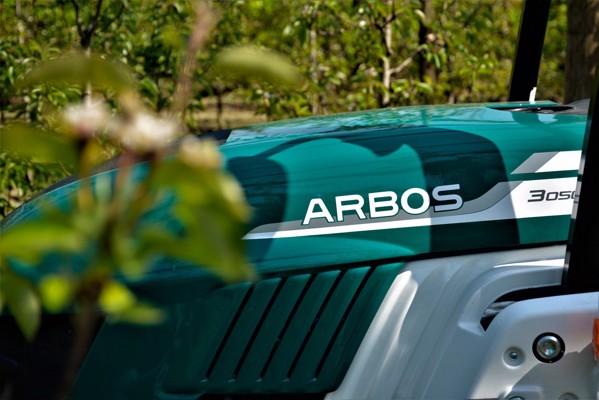 Arbos 3060 ROPS